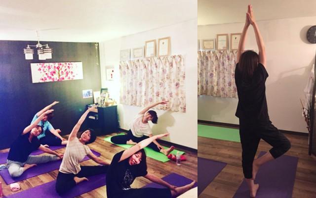 アロマとエステと美容整骨のサロンは | ラボヨガ lab yoga