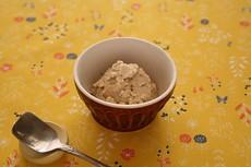 ミルクティ アイスクリーム