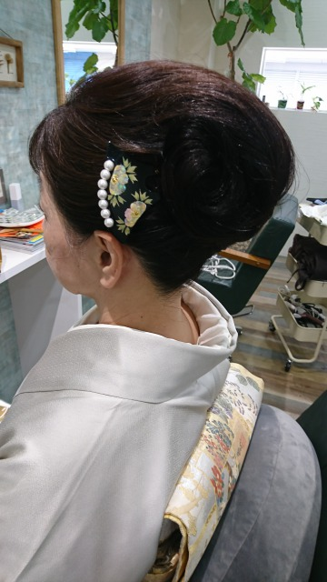 会合 和装用ベーシックヘアセット/ヘアアレンジ