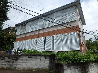 町田市 Gハイツ(木造)耐震診断