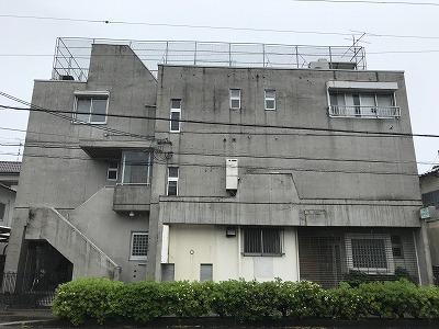 大阪府高槻市 某ビル耐震改修工事