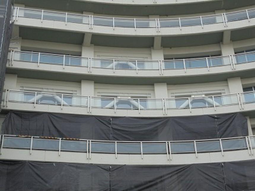 静岡県熱海市 宿泊施設の補強設計1