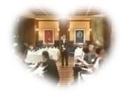 12月13日 帝国ホテル エグゼクティブXmas婚活パーティー