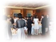 6月28日 帝国ホテル エグゼクティブ 婚活パーティー